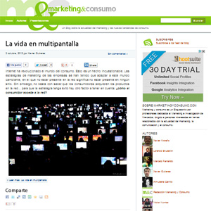 Blog de Empiricaonline sobre marketing y consumo